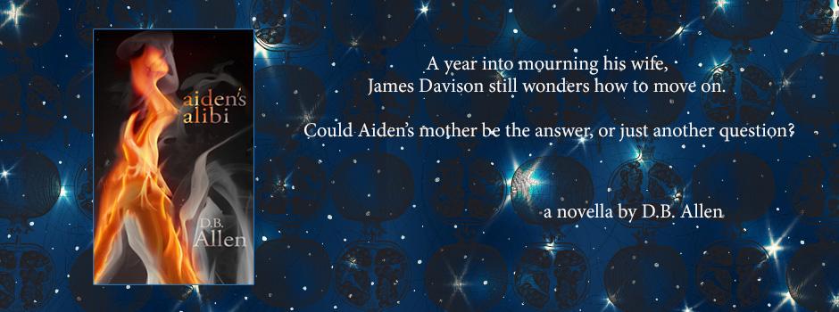 Aiden's Alibi by D.B Allen